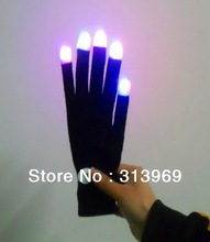 wholesale finger light glove