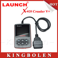 New Released 100% Original Launch X431 Creader V+ Code Reader Multi-language Creader V Plus