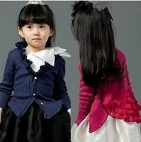 High Quality Children Kids Spring Autumn Girls Jacket Coat Fashion Suits Outerwear HOT Selling TT188