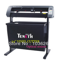 24'' Vinyl cutter TH740L TENETH brand with optical sensor made in China