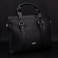 Man bag male genuine leather handbag messenger bag commercial computer briefcase
