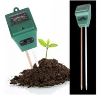 Free shipping!!!  3IN1 3 in1 Plant Flowers Soil Moisture Light PH Meter Tester FOR Garden