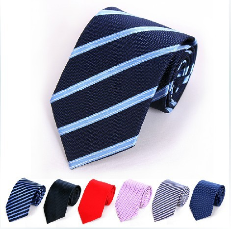 Free Shipping 1PCS/lot Tie for men New 2014 Skinny 7-12cm Solid Color Plain Necktie(China (Mainland))