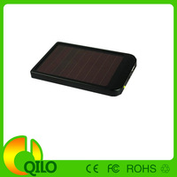 solar power bank, portable battery charger,external battery pack