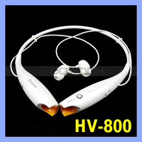 Hot Sale HV-800 Wireless Bluetooth Headset Stereo Headphone with MIC---White/Black Color