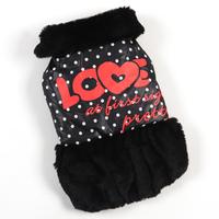 Free shipping high quality lapel pet warm coat cats clothing dog clothes cat dress Teddy winter clothes cat faux fur coat