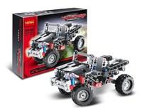 Decool Building Blocks No.3342 Sets 141pcs Vanguard Offroader Educational Bricks Toys for Children Compatible