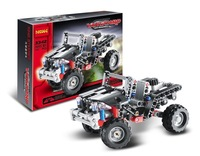 Decool Building Blocks No.3342 Sets 141pcs Vanguard Offroader Educational Bricks Toys for Children Gift for Kids