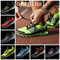ADIDA 2014 Blade Mens Springblade Running Shoes For Men Shox Sale Original Sport shoes Athletic Shoes Color Size 40-45