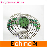 Valentine's Day Gift  Women Jewelry Bracelet Watch Exalted Lady Wrist Watch Wholesale and Free Shipping