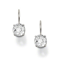 2014 New ! Wholesale Free shipping 925 sterling silver earing / lovely / 925 dop Dangle earrings Brand jewelry TB95