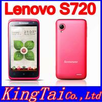 "Russian menu lenovo S720 S720i 4.5"" IPS andorid 4.0 GPS WIFI 512 RAM 4GB ROM MTK6577 Dual core"