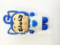 Free Shiping usb stick usb flash memory 2GB 4GB 8GB 16GB 32GB USB Flash Drive  pen drive cartoon
