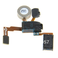 Original  Earphone Speaker Audio Jack Vibrator Flex Cable Repair Part  for Samsung  Galaxy gt I9103 w
