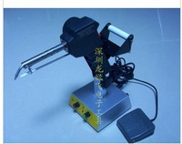 Pedal Automatic Soldering Machine / / manual feed Gun / / 60W HCT-80 foot-soldering machine