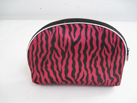 Classic leopard print cosmetic bag day clutch coin case debris bag girls sanitary products bag