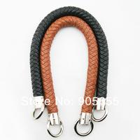 Free shipping 10pcs=5pairs/lot DIY bag PU handle. High quality Handbag Belt DIY strap Handbag accessories Handle 40*2.1cm