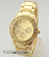 Luxurious, top, Christmas gifts, fashion designer, Ms. Quartz watch,  men, women G brand rhinestone watches women dress watch