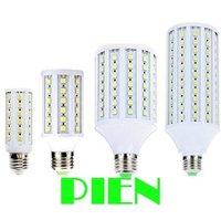 5050 led bulb dimmable 6W 8W 10W 12W 15W 20W 25W 30W 220V 110V corn lamps E27 E14 B22 luz de 3000K 6000K Free Shipping 5pcs/lot