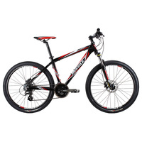 Missile 13 m370 pisces 26 24 double disc mountain bike