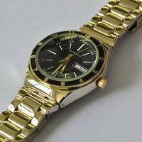 2013 new men's gold silver watch wristwatch,men elegant quartz watch,man male golden classic business, hour,clock,relogio reloj