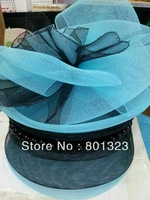 Free shipping 2013 Christmas hot sale Novelty Special Stretch yarn silk hat for women