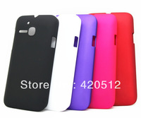 High Quality Matte Shield Hard Colorful Case Skin Back Cover for Alcatel One Touch M'Pop 5020 5020D OT-5020