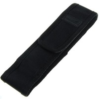 Free shipping Wholesale 10 Pcs UltraFire 119 18650 Flashlight Nylon Holster Pouch Carrying Accessories
