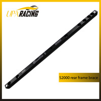 new design chassis parts alumium rear frame brace 00-09 S2000 black
