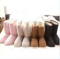 2013 eunchai thickening knee-high hot-selling winter snow boots thermal boots