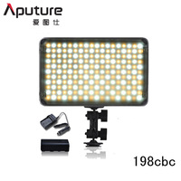 Al-198c video light led photography light wedding lights news light camera lights up