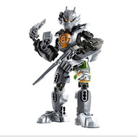 Decool Robot 3.0 Hero Factory Fight PVC 9605  21.5CM Inserted  DIY Building Blocks Classic Toy original packaging  toys