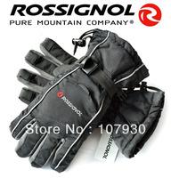 Brand Men's Ski Glove, Full Finger Winterproof Gloves
