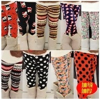 New arrive thickness colorful legging \ pants, children clothing, pants, cottonleggings 1#4248