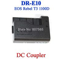 DR-E10 DC Coupler for Canon SLR EOS Rebel T3 1100D 1100DKISB Digital Camera 10 pcs/lot