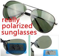 Hot Sale 2013  men  women polarized sunglasses High Quality Brand Driving Aviator Fashion Sun Glasses With Box