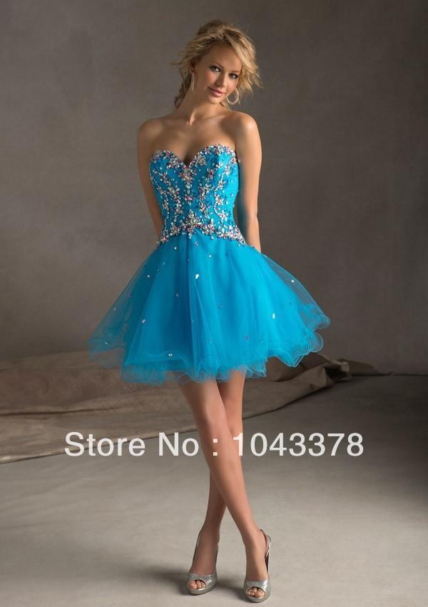 Платье для выпускниц Homecoming X-003