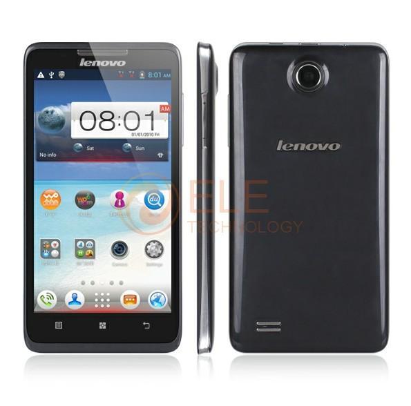 Original 5 inch Lenovo A766 MTK6589m Quad Core 1.2Ghz Android 4.2 WCDMA 3G Phone 512RAM 4G ROM Multi Languages Wifi Bluetooth(China (Mainland))