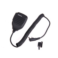 Wireless high quality walkie talkie walkie talkie if microphone in hand shoulder microphone