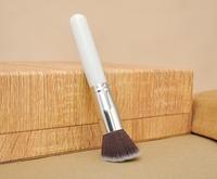 4pcs in one lot Professional Foundation Powder Synthetic Kabuki Brush H1129B single Cosmetic Salon makeup brushes