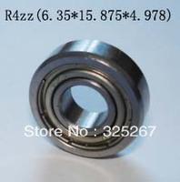 Free shipping--R4ZZ deep groove ball bearings ABEC-5  100PCS R4ZZ bearing