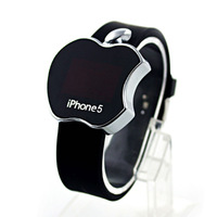 2014 Fashion touch screen LED silicone watch women Iwatch man's popular iphone 5s watches wholesale