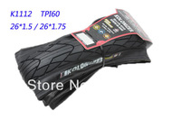 KENDA KOLONIZER K1112 Folding tire for MBT Mountain Bikes / 60TPI Tires bike tires bicycle tyres 26*1.5 / 26*1.75
