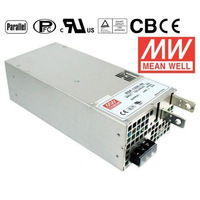 Original MEANWELL MEAN WELL RSP-1500-24 1500W 24V Single Output Power Supply