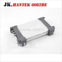 H039 Hantek6082BE PC USB 2CH Digital Oscilloscope 80MHz 250MS/s USBXI interface