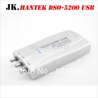 H044 Hantek DSO-5200 USB PC Based USB Digital Storage Oscilloscope 200MS/s 200MHz 10K-14KB/Channel