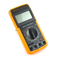 Digital multimeter DT-9205A universal table full range protection #L01594
