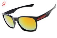 Men's Women's Designer Outdoor Cycling Sunglasses Eyewear Matt Gold Lens sunglasses for men