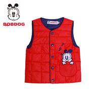 Bob DOG male female child baby infant vest down liner vest sv911