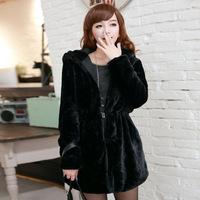 Hot sell, ladies' reversible  jacket,women's fashion hoodies fur jacket,elegant jakcet women,M,L XL,